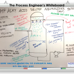 The Process Engineer's Whiteboard – HF Alky Acid Relief Neutralizer Evaluations
